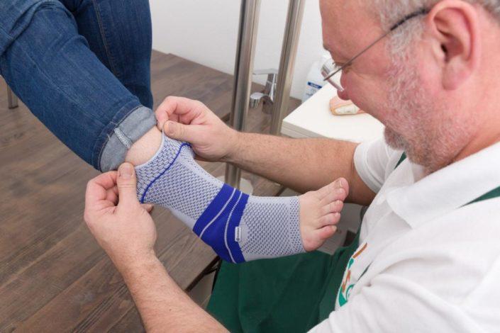 Fits Orthopädie Bandagen Beratung