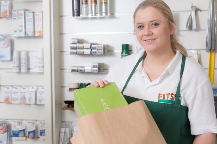 Fits Orthopädie Komfortschuhe Verkauf
