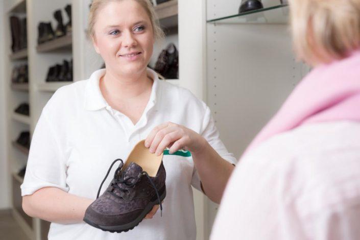 Fits Orthopädie Leistungen Komfortschuhverkauf